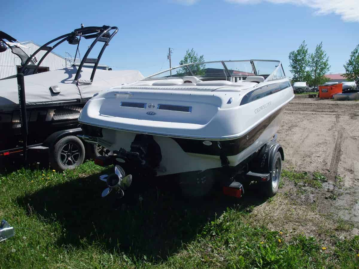 USED 2006 Crownline 180 - Shipwreck Marine