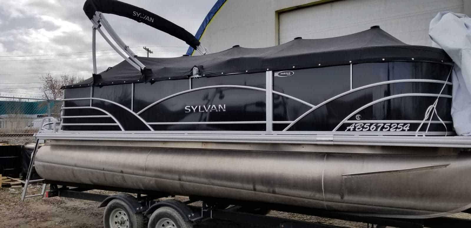 USED 2017 Sylvan Mirage 8520 Cruise PTS Tri Toon - Shipwreck Marine