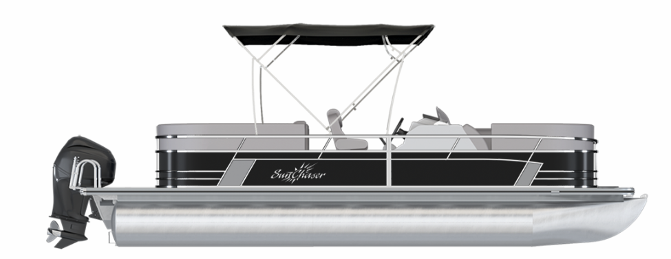 NEW 2019 Sunchaser Geneva 22 Cruise With 115 HP Four Stroke - Shipwreck Marine