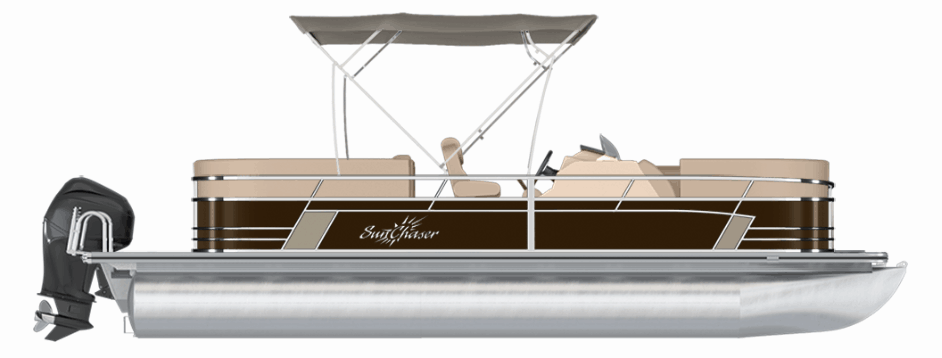 NEW 2019 Sunchaser Geneva 22 Fish Deluxe With 115 HP Four Stroke - Shipwreck Marine