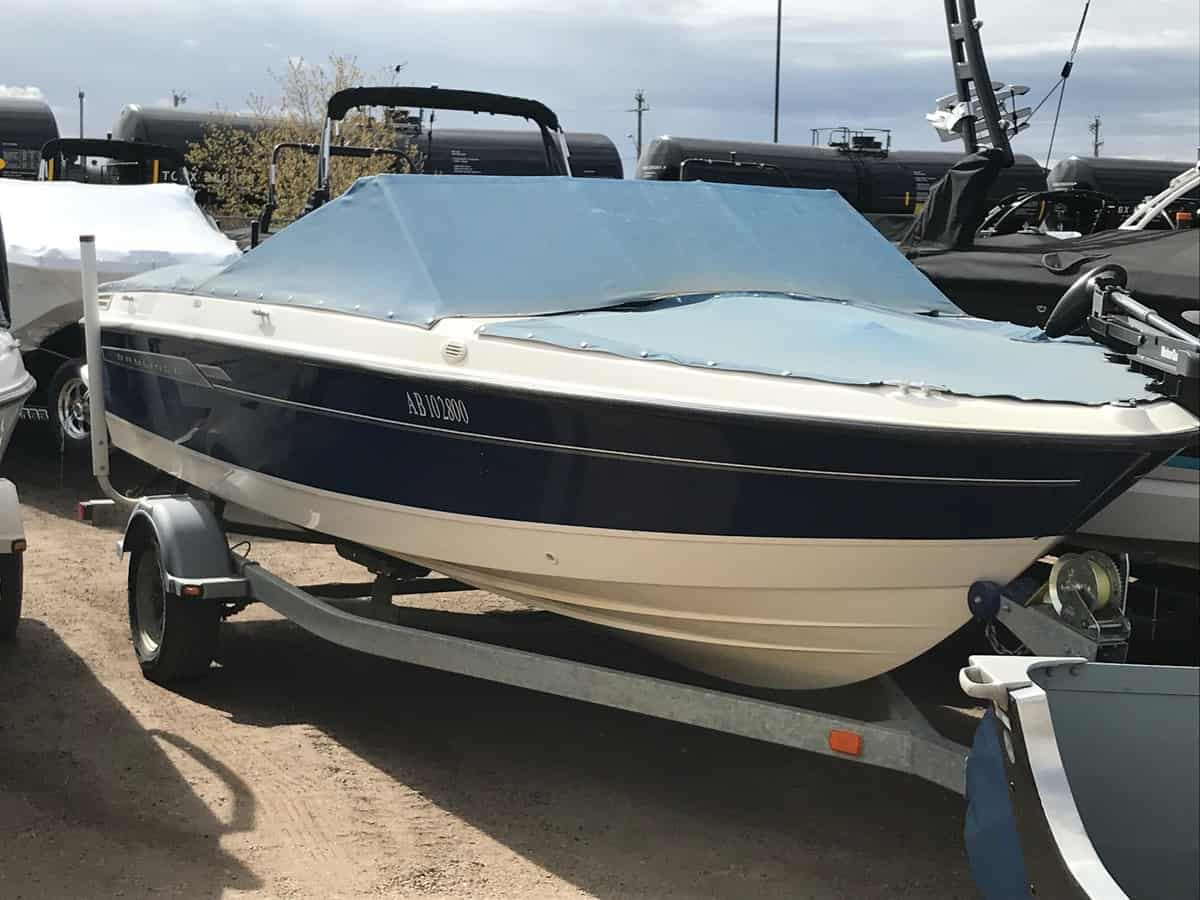 USED 2006 Bayliner 195 Discovery Fish And Ski - Shipwreck Marine