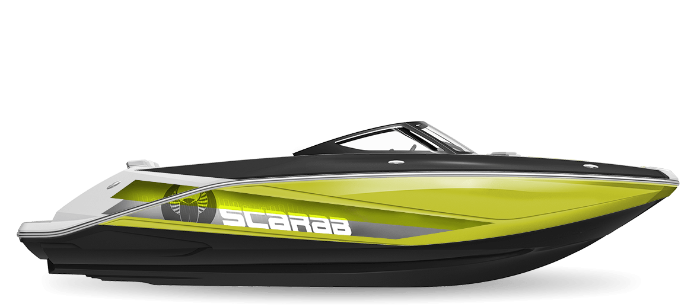 NEW 2018 Scarab 215 Identity Impulse - Shipwreck Marine