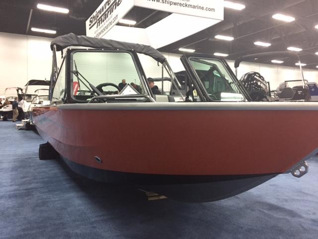 NEW 2017 RH Aluminum Boats Paragon Jet - Shipwreck Marine