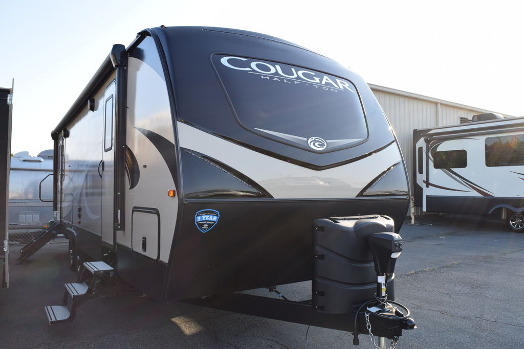 2019 Keystone RV COUGAR HALF-TON 26RKS - Three Way Campers