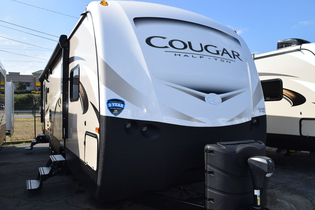 2019 Keystone RV COUGAR HALF-TON 29RLD - Three Way Campers