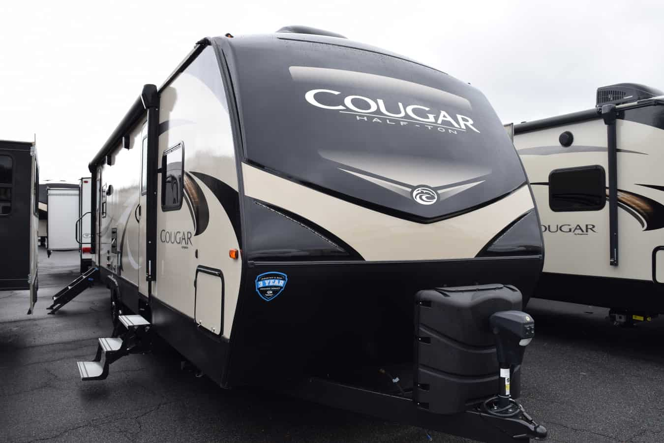 NEW 2019 Keystone rv Cougar half-ton 29RLD - Three Way Campers