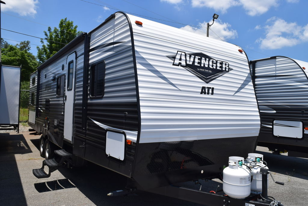 2019 Prime Time AVENGER 27DBS ATI - Three Way Campers