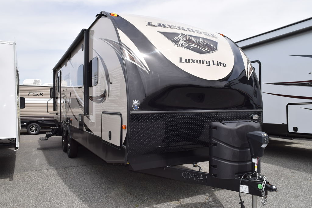 2019 PRIME TIME LACROSSE 2911RB - Three Way Campers