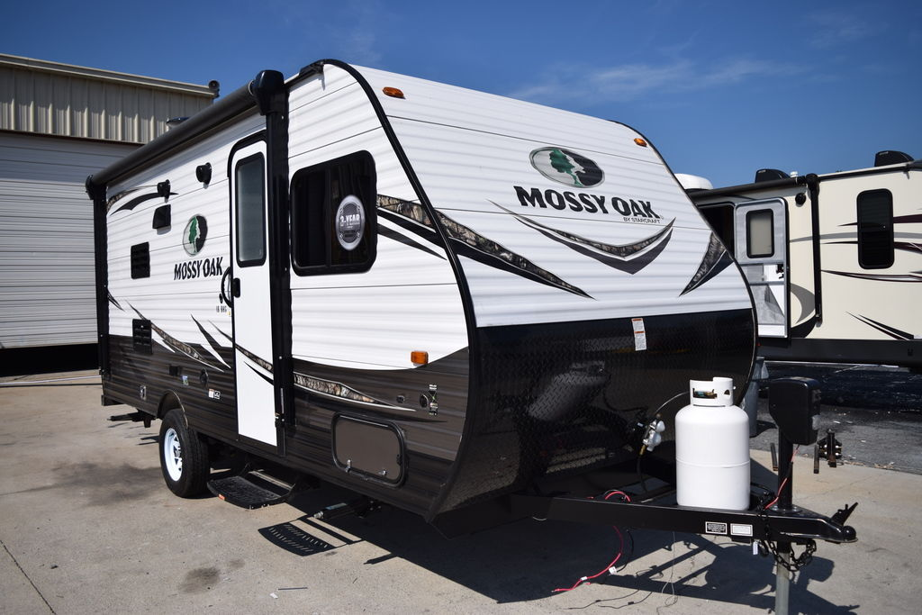 2019 Starcraft MOSSY OAK 18BHS - Three Way Campers