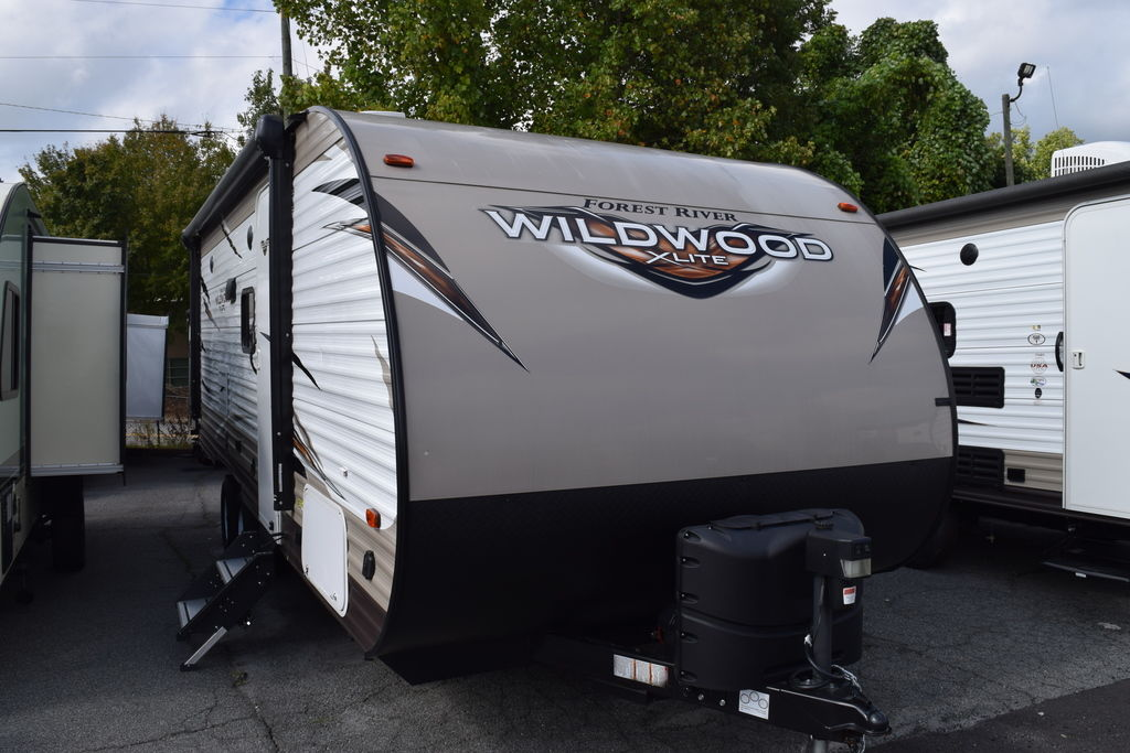 2018 Forest River WILDWOOD 230BHXL - Three Way Campers