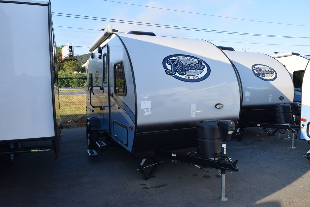 2018 Forest River R-Pod Ultra Lite RP-178 - Three Way Campers