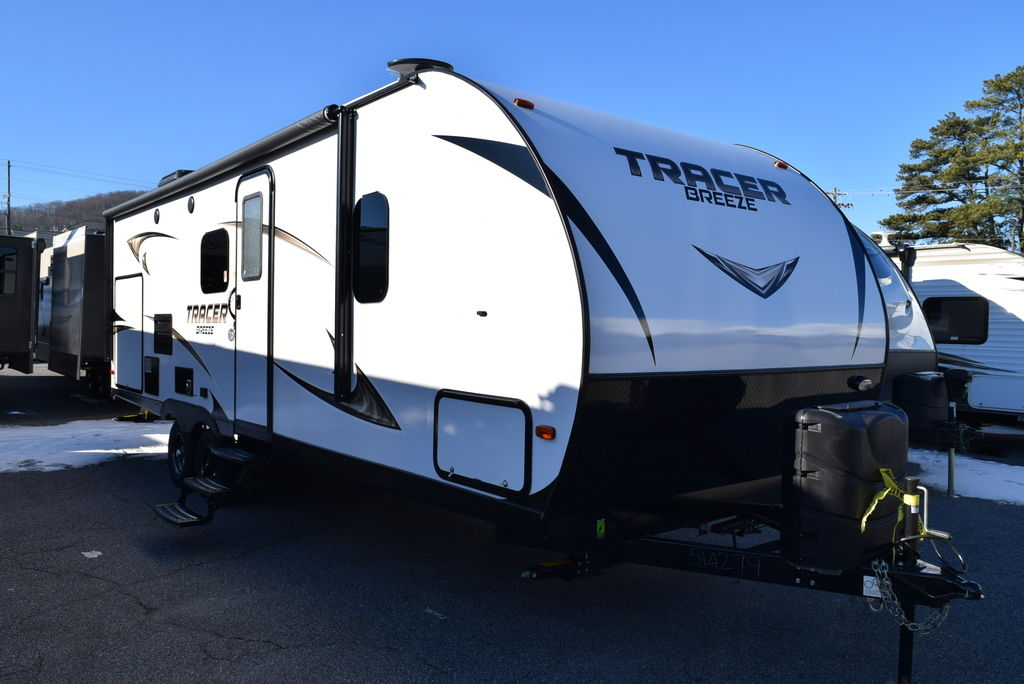 2018 PRIME TIME TRACER 25RBS BREEZE - Three Way Campers