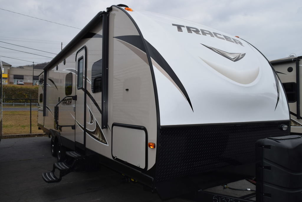 2018 PRIME TIME TRACER 291BR - Three Way Campers