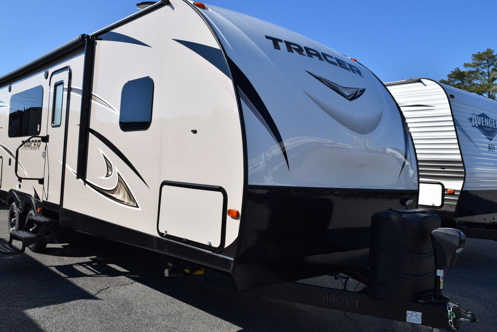 2018 PRIME TIME TRACER 294RK - Three Way Campers