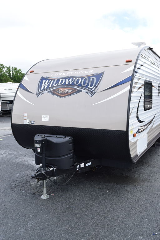 2018 WILDWOOD 254RLXL - Three Way Campers