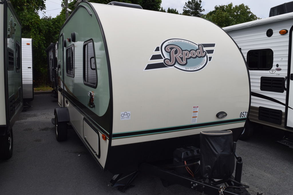 2016 Forest River R-POD RPT180 - Three Way Campers