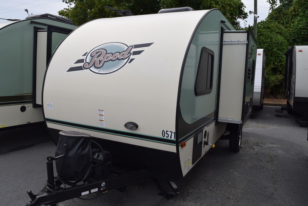 USED 2016 Forest river R-pod RPT180 - Three Way Campers