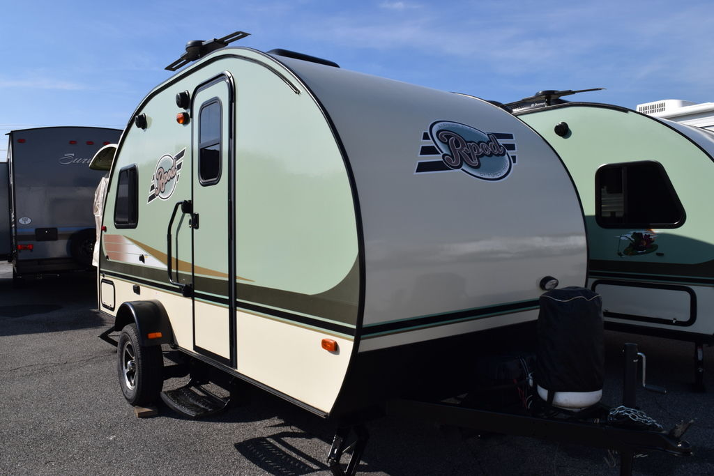 USED 2016 FOREST RIVER R POD RP176T - Three Way Campers