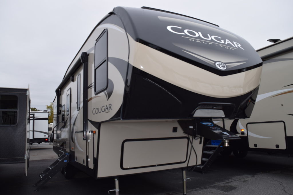 2019 Keystone RV COUGAR HALF-TON 25RES - Three Way Campers