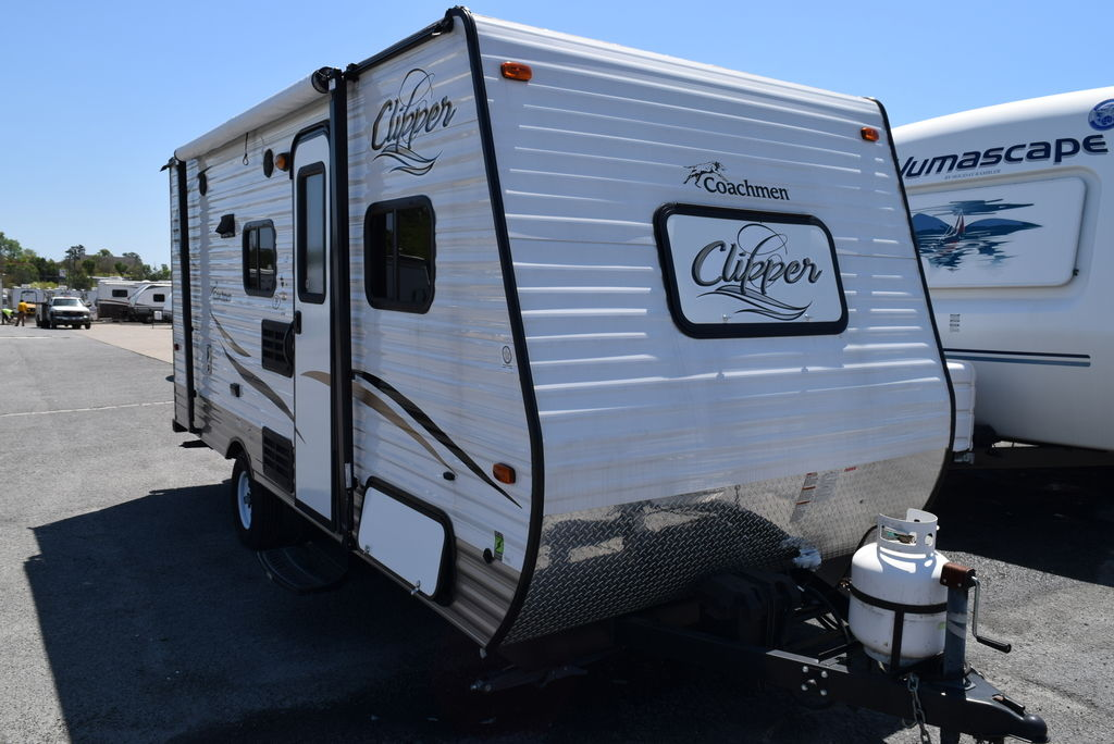 2015 CLIPPER 17BH - Three Way Campers