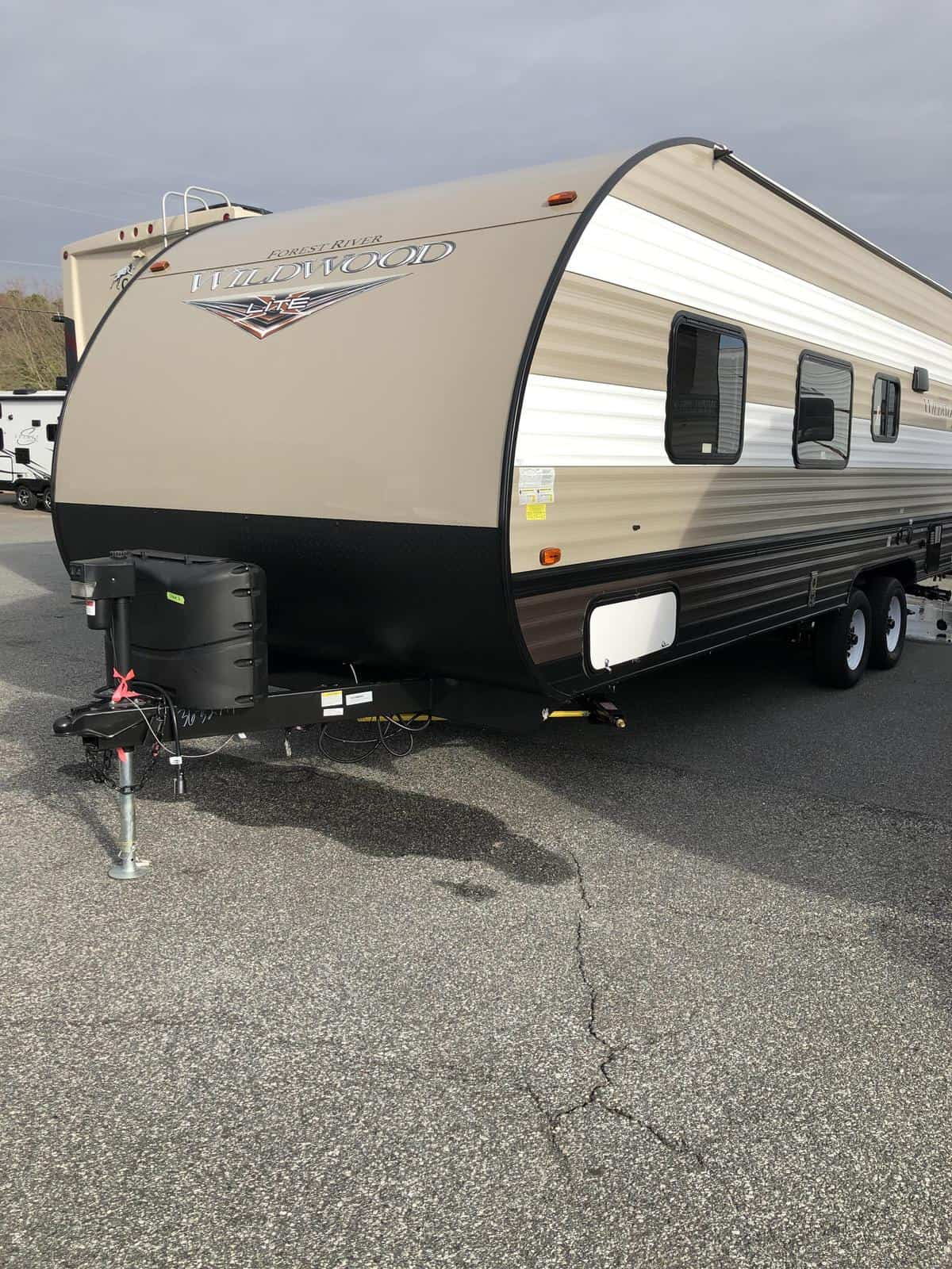NEW 2019 Forest river Wildwood 241QBXL - Three Way Campers