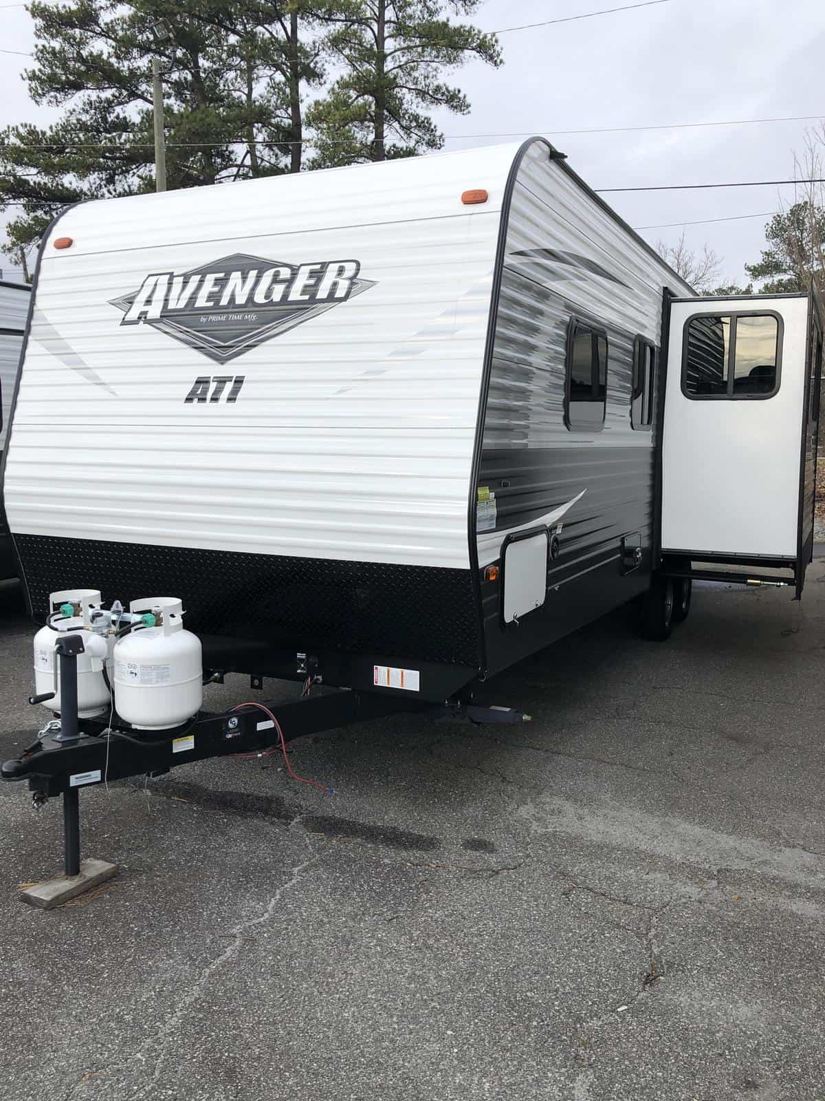 NEW 2019 Prime time Avenger 21RBS ATI - Three Way Campers