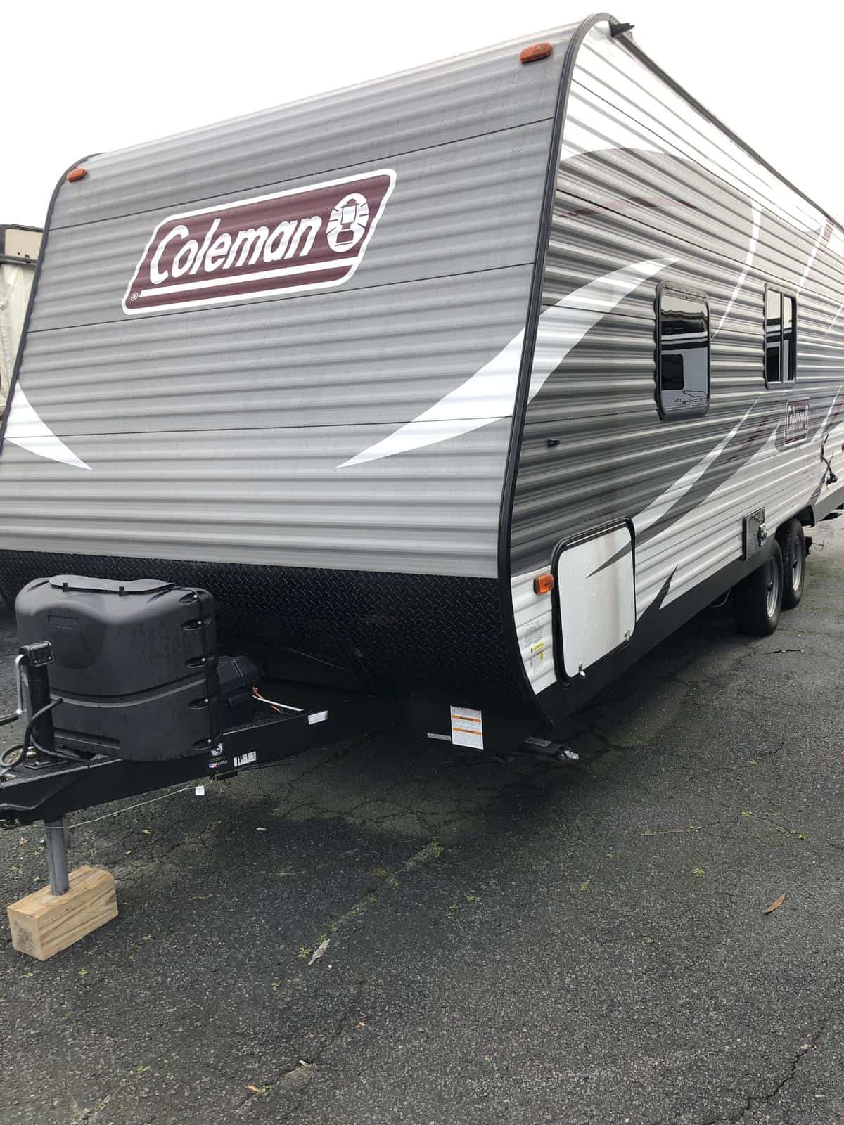 USED 2018 Coleman rv Coleman 215BH - Three Way Campers
