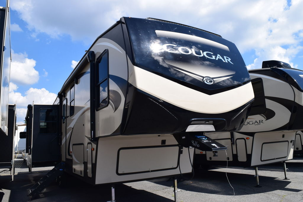 2019 Keystone RV COUGAR 315RLS - Three Way Campers