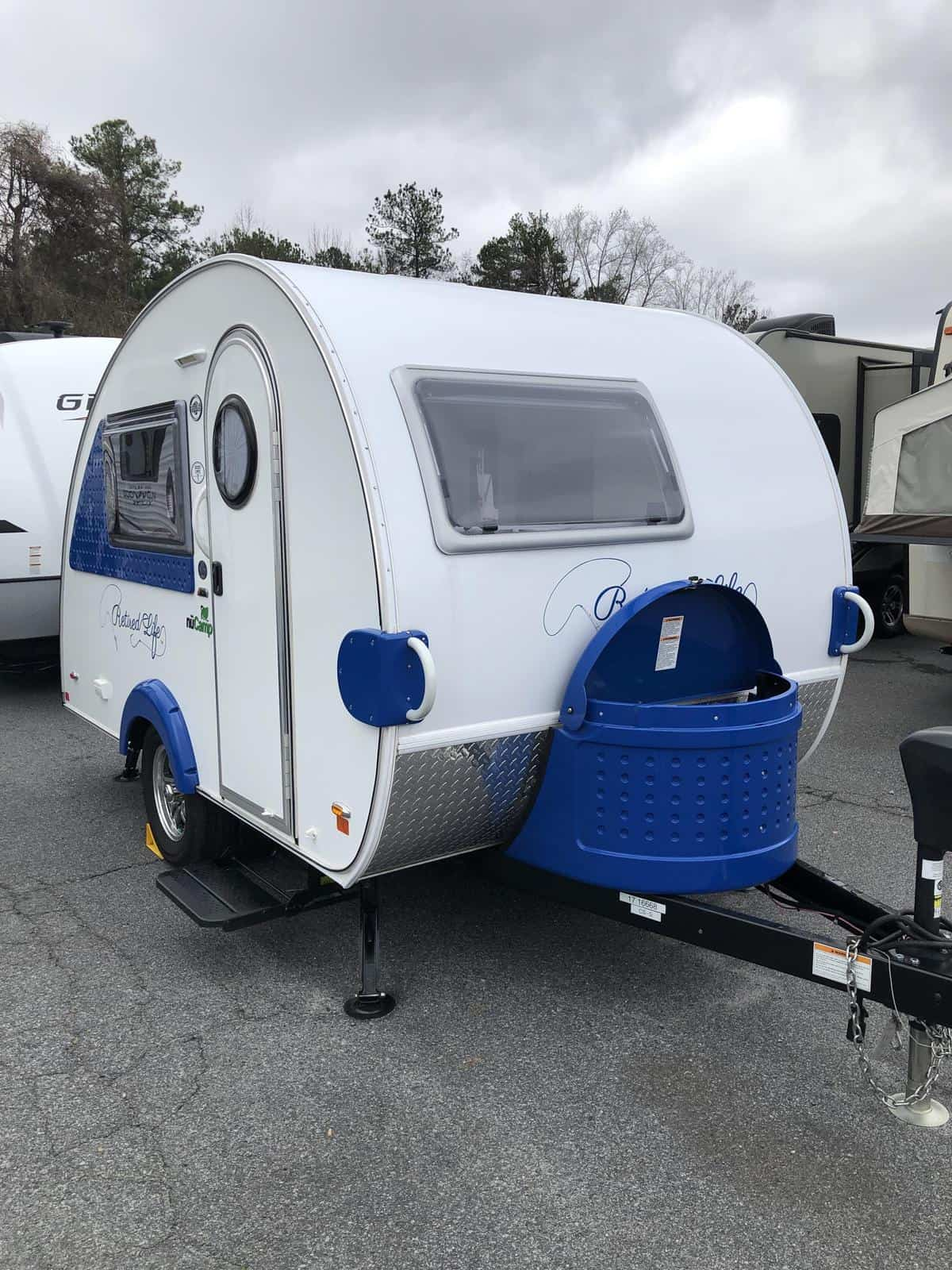 USED 2018 Nucamp Tab 18 CSS - Three Way Campers