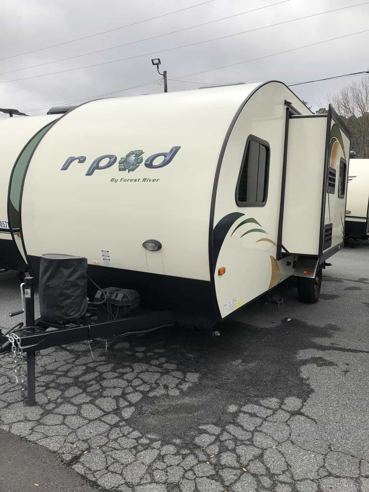 USED 2014 Rpod 178 - Three Way Campers