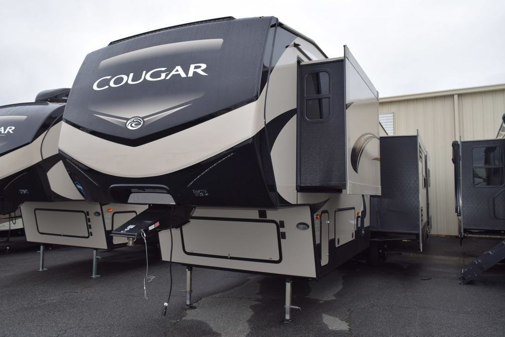 2019 Keystone RV COUGAR 366RDS - Three Way Campers