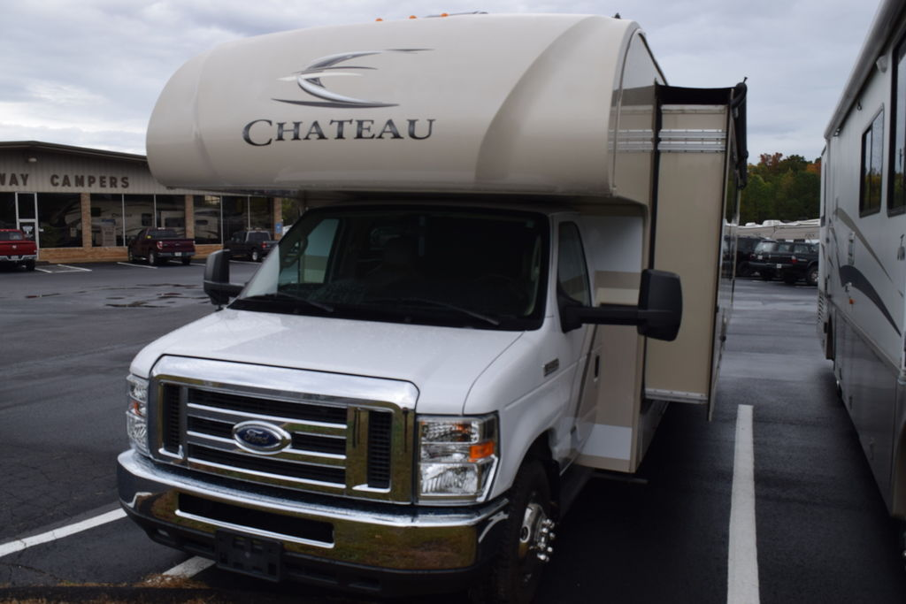 2017 Thor Motor Coach CHATEAU 31E - Three Way Campers