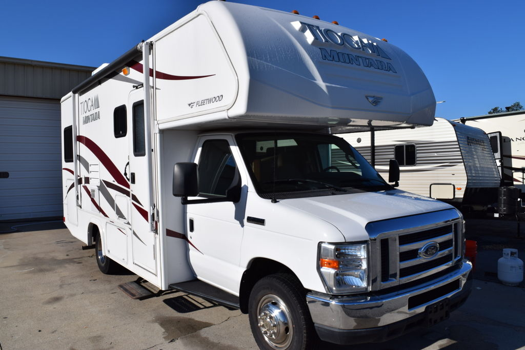2012 Fleetwood TIOGA 23B - Three Way Campers