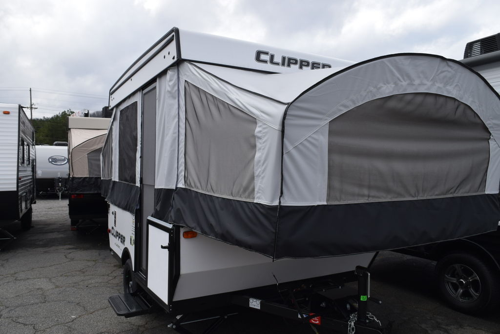 NEW 2018 Forest river Clipper 806XLS - Three Way Campers