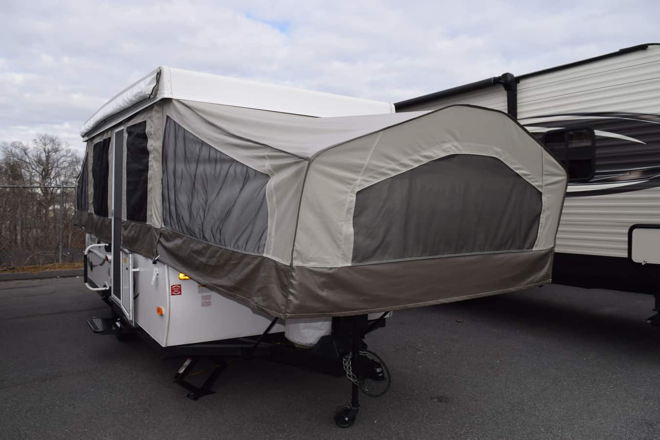 USED 2016 Forest river Flagstaff 227 - Three Way Campers