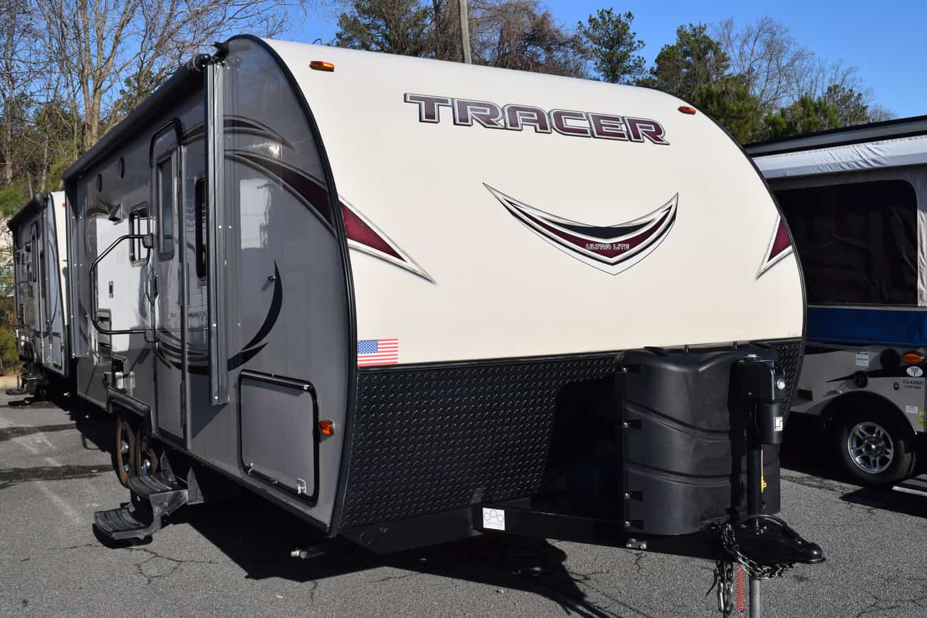 USED 2016 Prime Time TRACER 215 AIR - Three Way Campers