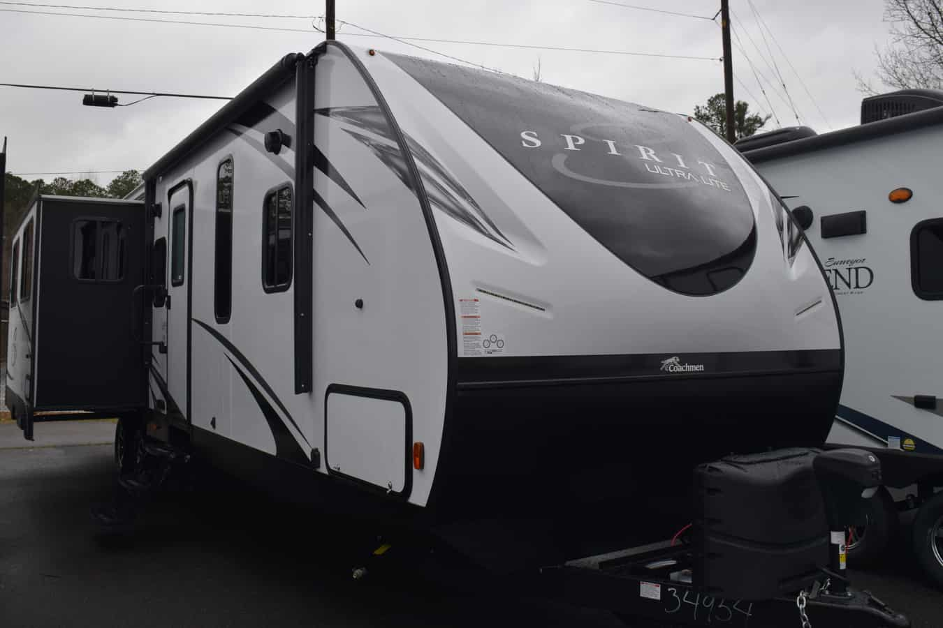 NEW 2019 Forest River COACHMEN SPIRIT 3373RL - Three Way Campers