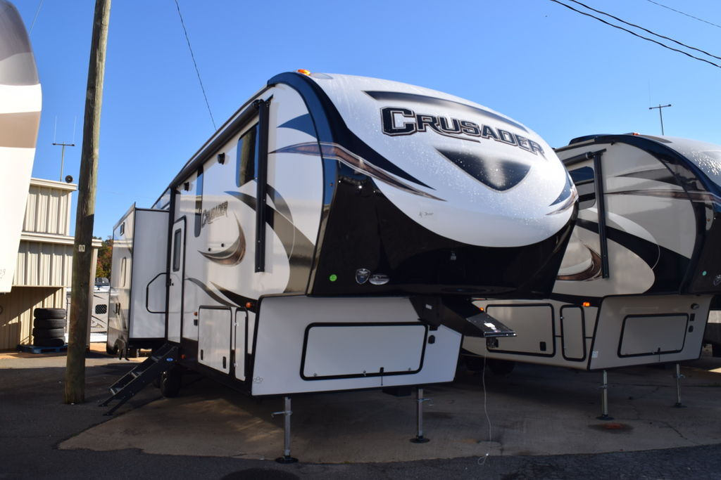 2019 PRIME TIME CRUSADER 315RST - Three Way Campers