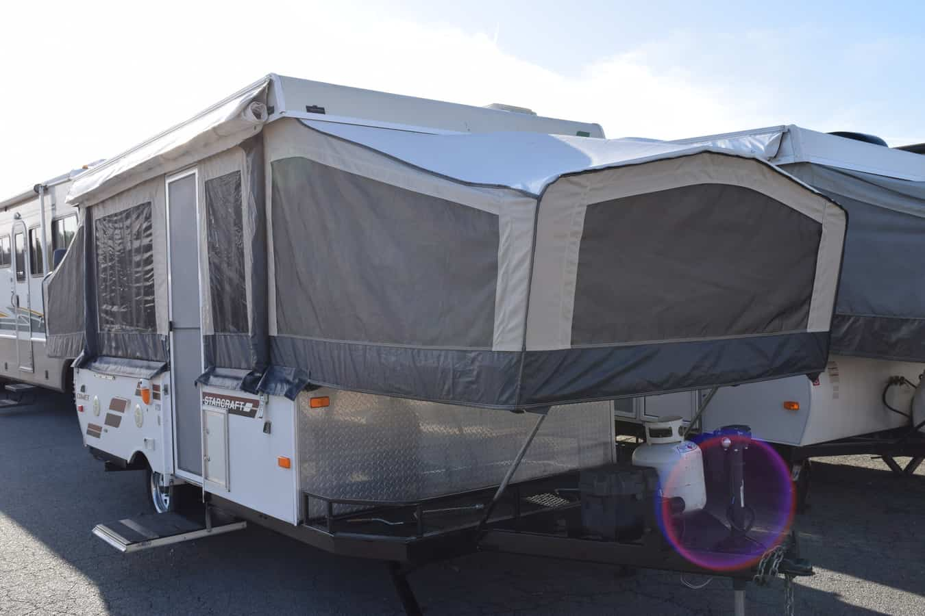 USED 2014 Starcraft STARCRAFT 1226 COMET - Three Way Campers