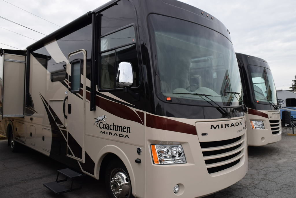 2019 COACHMEN MIRADA 35 BH - Three Way Campers