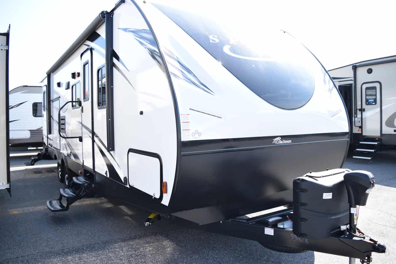 NEW 2020 Forest River COACHMEN SPIRIT 2963BH - Three Way Campers