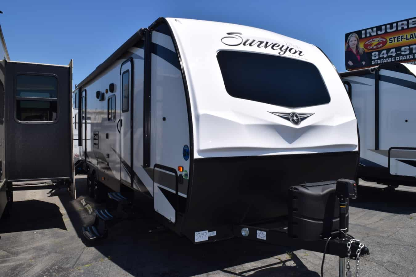NEW 2019 Forest River SURVEYOR 287BHSS - Three Way Campers