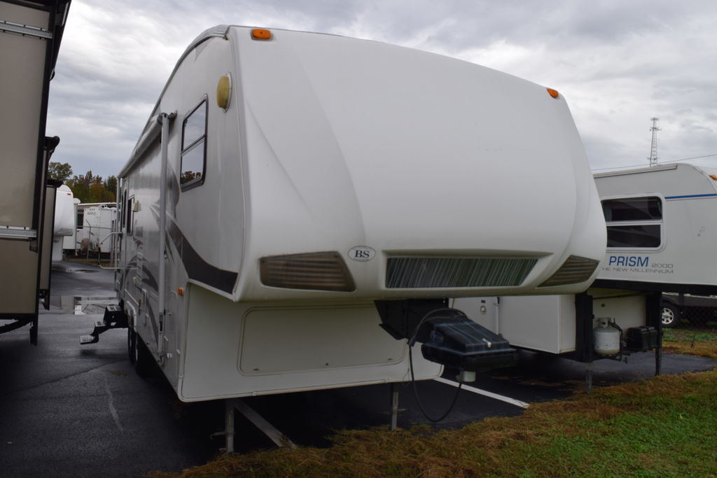 2007 Keystone RV COUGAR 276RLS - Three Way Campers