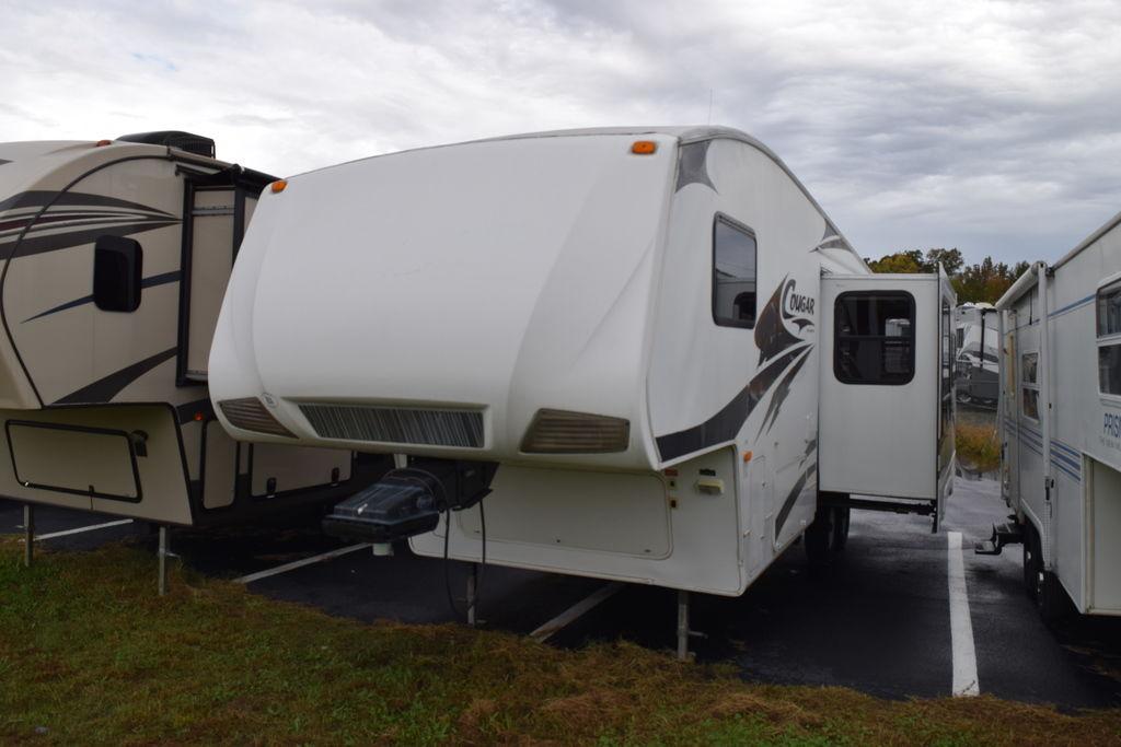 2007 Keystone RV COUGAR 276RLS - Three Way Campers