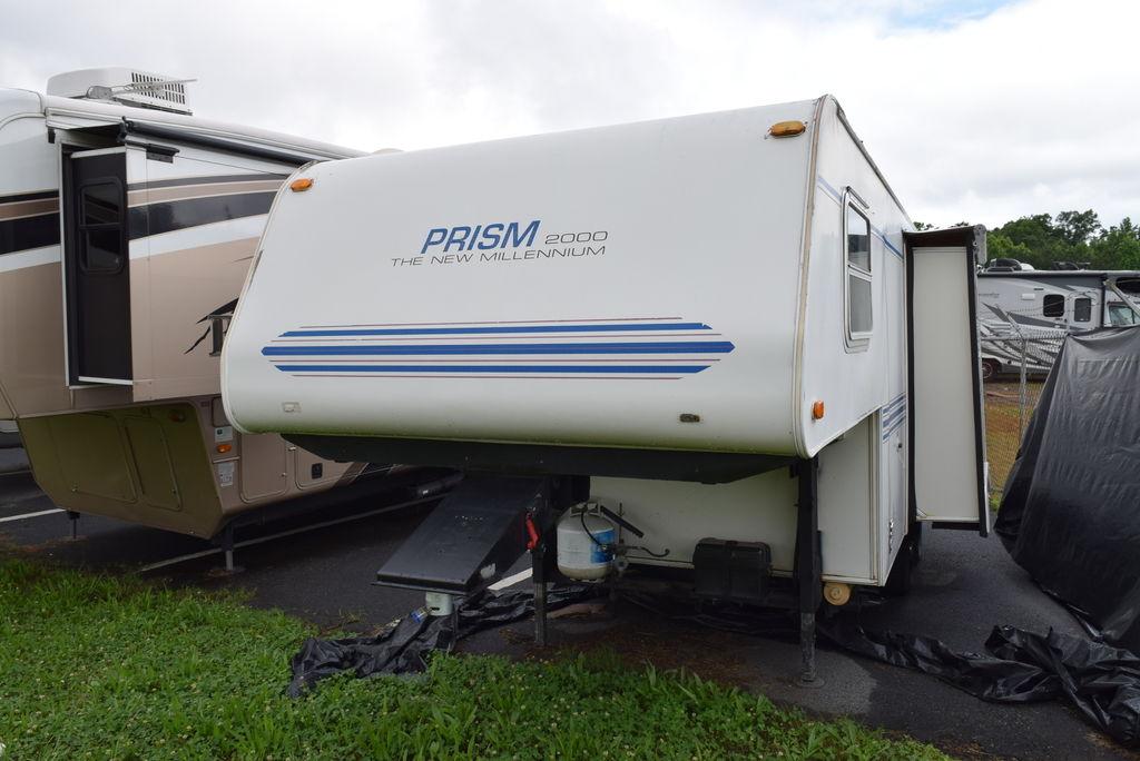 USED 1997 Prism 24 - Three Way Campers