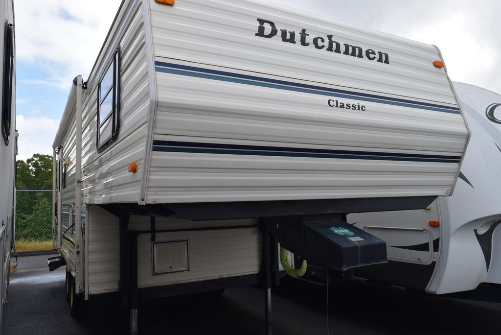 NEW 1992 Thor motor coach Dutchmen 25F - Three Way Campers
