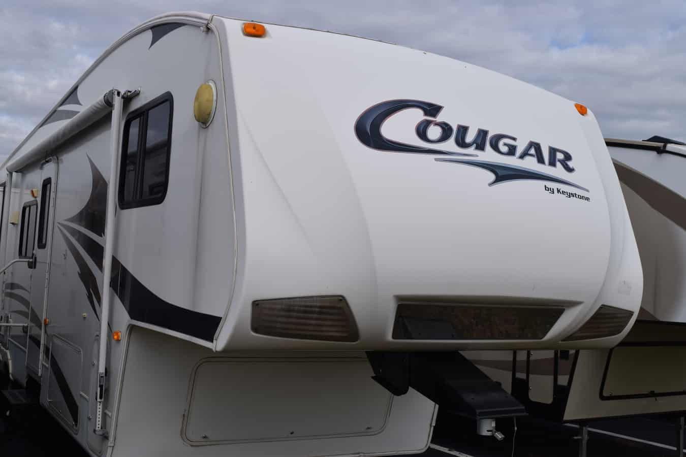 USED 2007 Keystone rv Cougar 289BHS - Three Way Campers