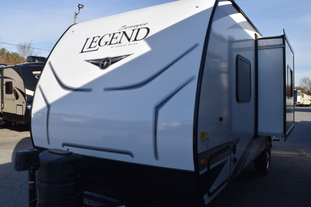 2019 Forest River SURVEYOR 19RBLE - Three Way Campers