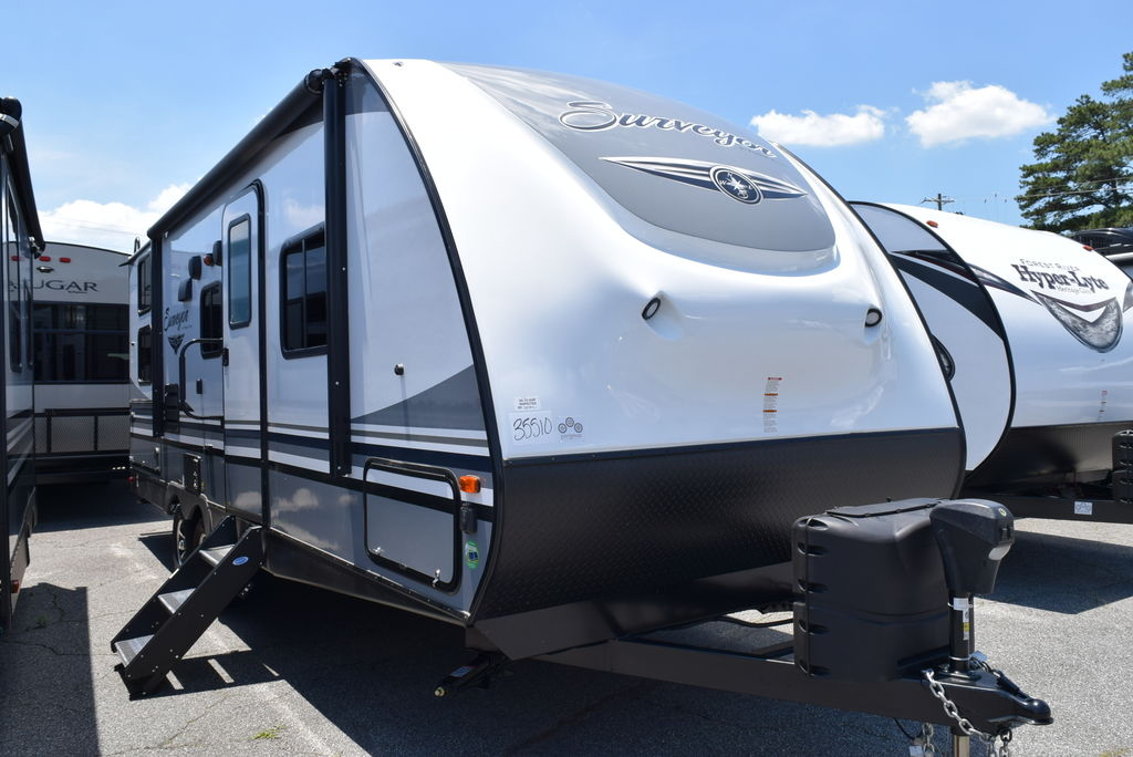 NEW 2019 Forest river Surveyor 245BHS - Three Way Campers