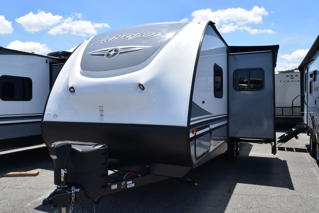 2019 FOREST RIVER SURVEYOR 245BHS - Three Way Campers